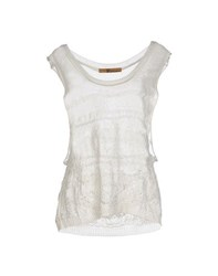 John Galliano Topwear Tops Women Ivory
