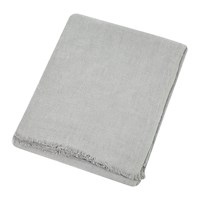 Olivier Desforges Sirocco Throw Grey