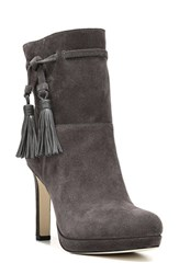 Via Spiga Women's 'Bristol' Tassel Boot Steel