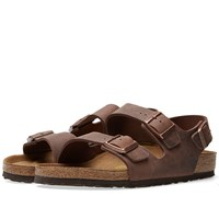 Birkenstock Milano Brown
