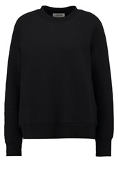 Wood Wood Wednesday Sweatshirt Black