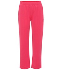 Etre Cecile Cropped Sweatpants Pink