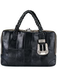 Golden Goose Deluxe Brand 'Equipage' Tote Black