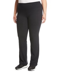 The Balance Collection Plus Jersey Lounge Pants Black