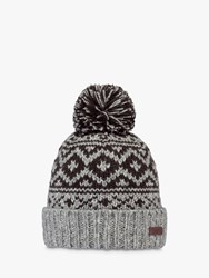 Barts Cartonn Beanie One Size Heather Grey