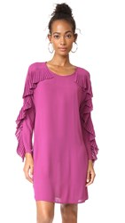 Delfi Collective Lexi Dress Orchid
