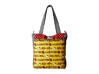 Ju Ju Be Hello Kitty Be Light Strawberry Stripes Bags Yellow