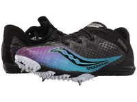 Saucony Endorphin Purple Black Women's Running Shoes