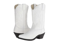 Durango Rd4111 White Leather Women's Boots