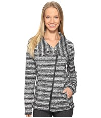 Lucy Hatha Jacket Black Static Women's Coat Gray