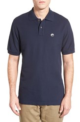 Men's Patagonia 'Fitz Roy Logo' Organic Cotton Pique Polo