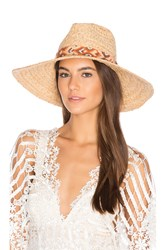Ale By Alessandra Indio Hat Cream