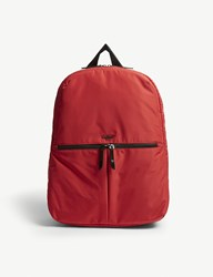 Knomo Berlin 15 Laptop Backpack Poppy Red