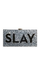 Milly Slay Box Clutch Multi