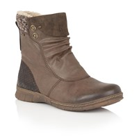 Lotus Relife Ruka Ankle Boots Stone