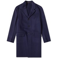 Acne Studios Matthew Tailored Coat Blue