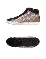 Aniye By High Tops And Trainers Black