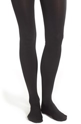 Junior Women's Capelli Of New York Solid Fleece Lined Tights