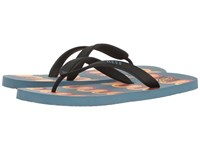 Reef Switchfoot Print Blue Multi Lines Men's Sandals