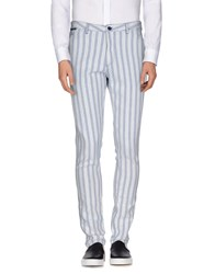Hamaki Ho Trousers Casual Trousers Men Azure