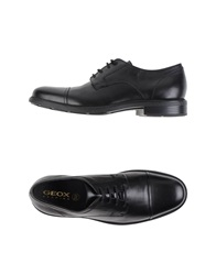 Geox Lace Up Shoes