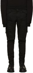 Julius Black Pocket Jeans