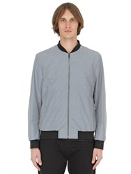 Christopher Kane Reflective Bomber Jacket