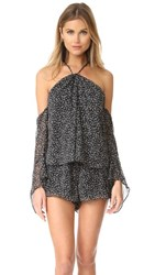Bec And Bridge Stargazer Romper Print