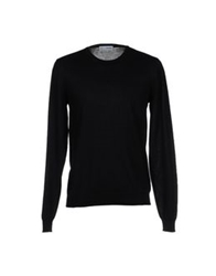 Lo Not Equal Sweaters Black