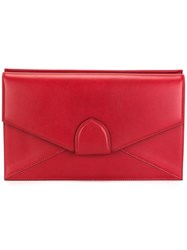 Bertoni 1949 'Dafne' Clutch Red
