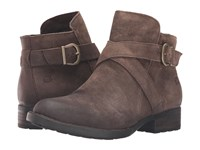 Born Trinculo Marmotta Distressed Women's Boots Brown