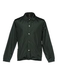 Adhoc Jackets Dark Green