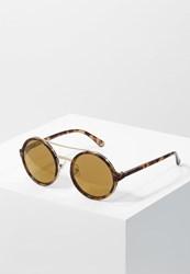 Evenandodd Sunglasses Mottled Brown