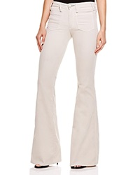 Mcguire Inez Flare Jeans In Winter White Bloomingdale's Exclusive