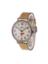 Bell And Ross 'Ww1 Guynemer Limited Edition' Analog Watch Steel