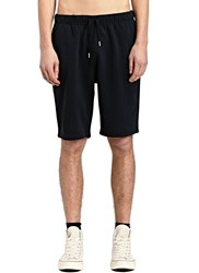 Sunspel Loopback Shorts Black