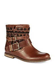 The Sak Jane Ankle Boots Brown