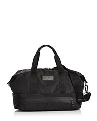 Adidas By Stella Mccartney Small Gym Bag Black Gunmetal