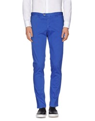 Maestrami Trousers Casual Trousers Men Blue