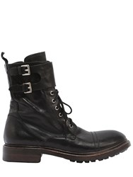 Preventi Marines Leather Combat Boots