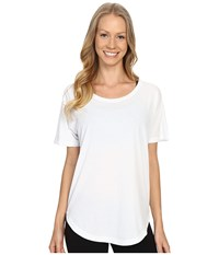 Final Rep S S Lucy White Women's Short Sleeve Pullover