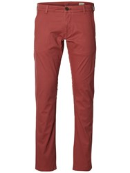 Selected Homme Three Paris Stretch Chinos Apple Butter