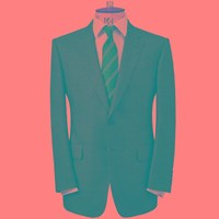 Chester Barrie Charcoal Birdseye Clifford Suit