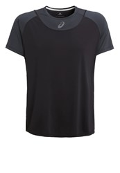 Asics Challenger Sports Shirt Performance Black