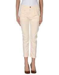 Jucca 3 4 Length Shorts Ivory