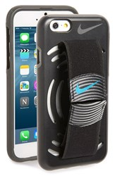 Nike 'Revolution' Hand Strap Iphone 6 And 6S Case Black Black Blue