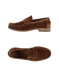 N.D.C. Made By Hand Moccasins Brown