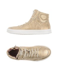 Andrea Morelli Footwear High Tops And Trainers Women Platinum