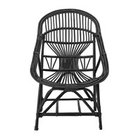 Bloomingville Joline Lounge Chair Black