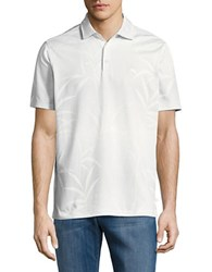 Tommy Bahama Shades Of Bamboo Spectator Polo White